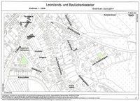 Baulückenbörse Übersichtsplan Wolfshagen im Harz