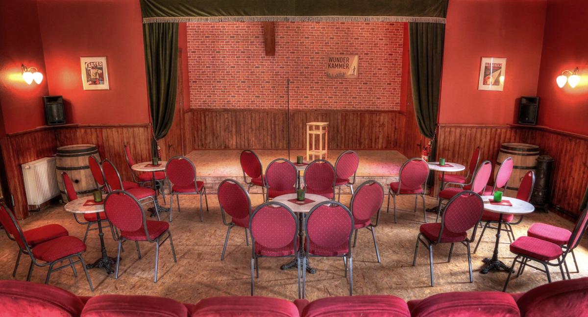 Wunderkammer Varieté-Theater