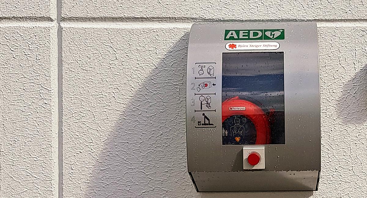 Defibrillatoren (AED)