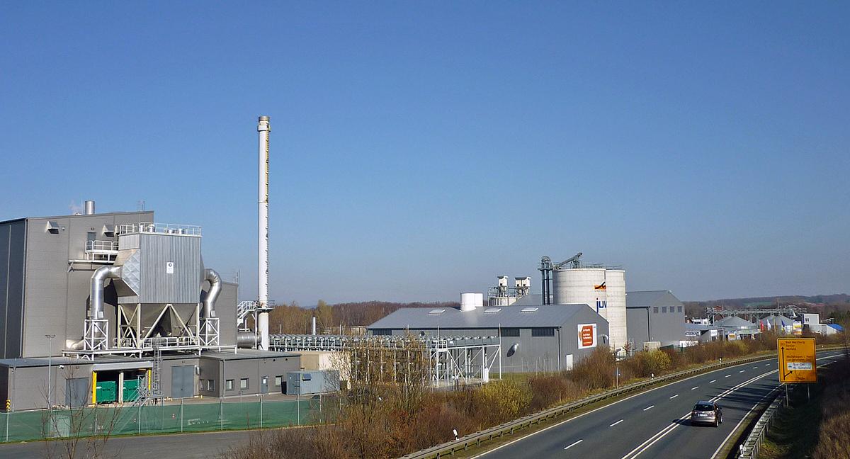 Gewerbegebiet Kleines Sültefeld in Langelsheim