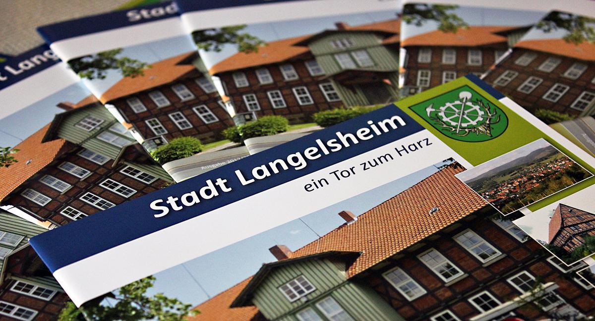 Infobroschüre der Stadt Langelsheim
