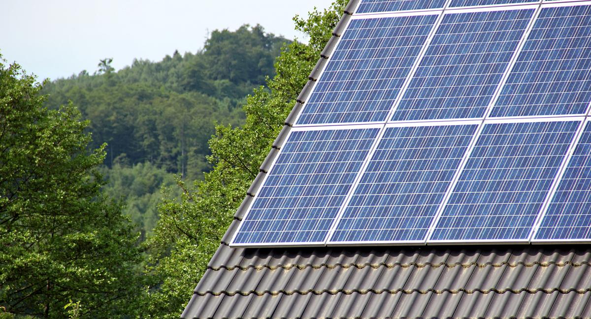 Solarpotenzialkataster