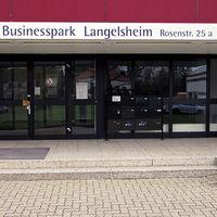 Eingang Businesspark Langelsheim